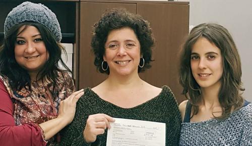 Entrevista a Nuria Suárez