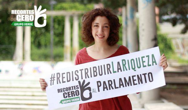Programa electoral: HAY QUE REDISTRIBUIR LA RIQUEZA