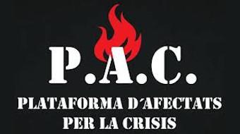 Plataforma Afectados por la Crisis