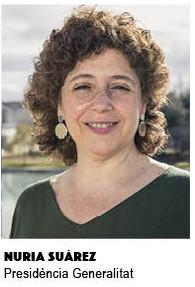 Candidata Nuria Suárez