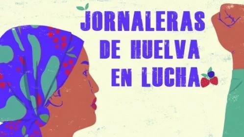 Jornaleras en lucha