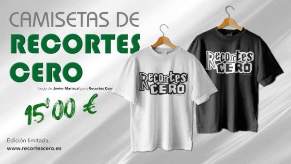 Camiseta Recortes Cero